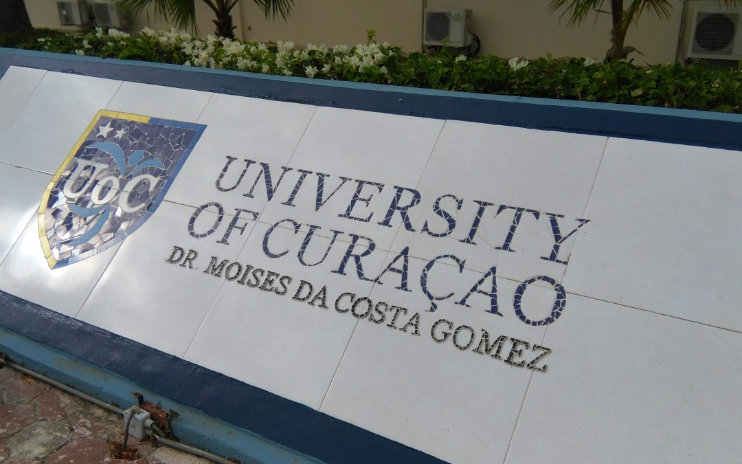 Next stop University of Curacao